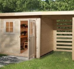 6 astuces pour optimiser l'espace dans un abri de jardin