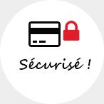 Paiement par carte bancaire sécurisé