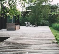 La pose et l'aménagement de votre terrasse
