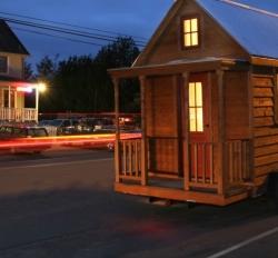 Le phénomène « Tiny House » ou le succès de la maison miniature