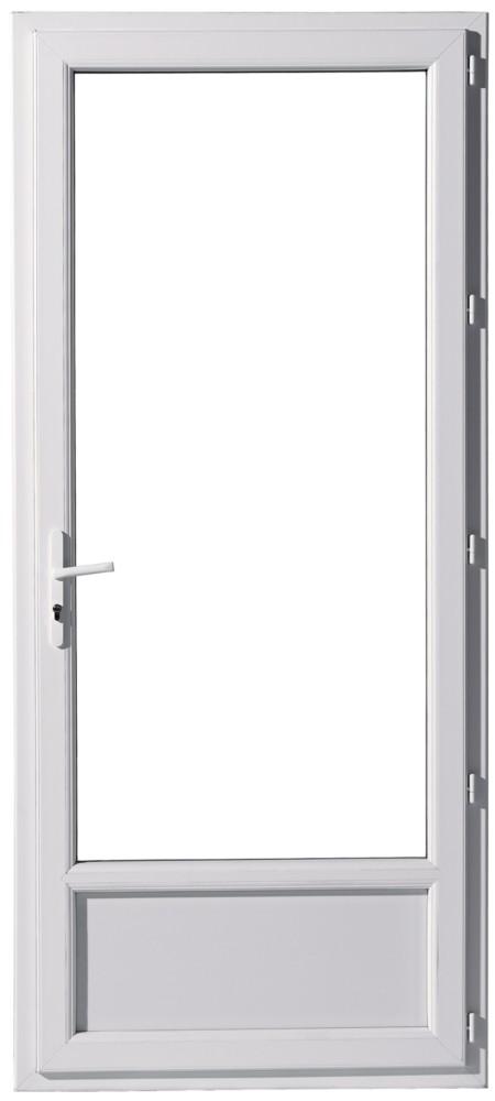 Porte fen tre pvc liner 4 vantaux blanc arplast 215x240cm for Porte fenetre 240 x 215