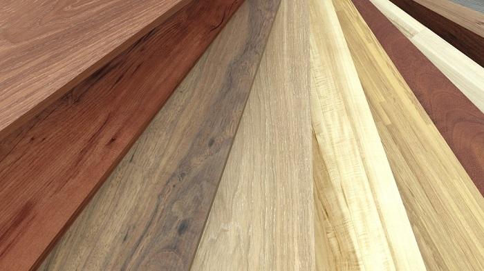 Différentes essences de bois pour parquet